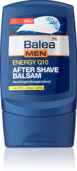 Balzám po holení Energy Q10 Men Balea