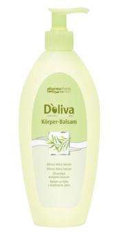 Balzám tělový olivový Doliva