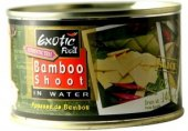 Bambus výhonky Exotic food