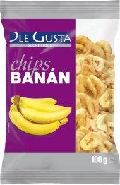 Banán sušený Dle Gusta