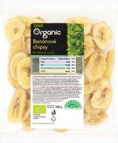 Banán sušený Tesco Organic