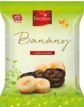 Banány v čokoládě Favorina