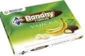 Bonboniéra Banány v čokoládě Vajíčka Orion