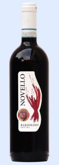 Víno Bardolino D.O.P. Novello