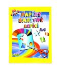 Barevné papíry samolepící A4 Wiki