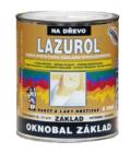 Barva na dřevo Oknobal základ Lazurol