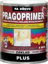 Barva na dřevo Plus Pragoprimer