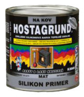 Barva na kov Silikon Primer Hostagrund