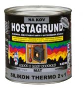 Barva na kov Silikon thermo 2v1 Hostagrund