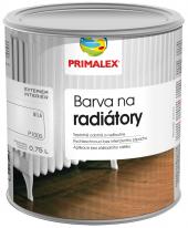 Barva na radiátory Primalex