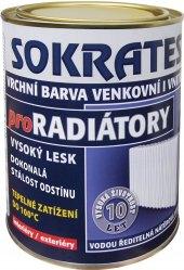 Barva na radiátory Sokrates