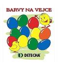 Barva na vajíčka Detecha