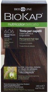 Barva na vlasy Biokap Nutricolor Delicato