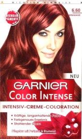 Barva na vlasy Color Intense Garnier