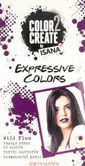 Barva na vlasy Color2Create Isana