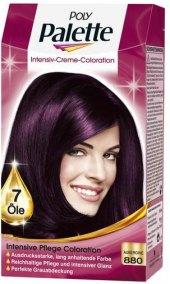 Barva na vlasy Intensive Creme Coloration Palette Poly