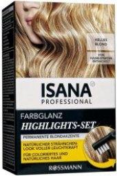 Barva na vlasy Isana