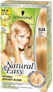 Barva na vlasy Natural&Easy Schwarzkopf