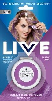 Křída na vlasy Paint It Live Schwarzkopf