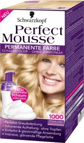 Barva na vlasy Perfect Mousse Schwarzkopf