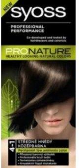 Barva na vlasy Pro nature Syoss