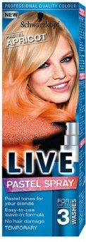 Barva na vlasy ve spreji Live Pastel Schwarzkopf