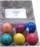 Barvená vařená vejce Ovus