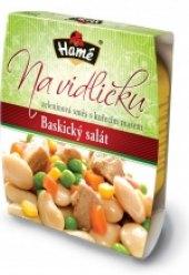 Salát baskický Na vidličku Hamé