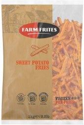 Batátové hranolky mražené Farm Frites