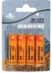 Baterie alkalické Albert Quality