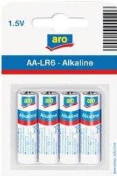 Baterie alkalické Aro