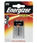 Baterie alkalické Max Energizer