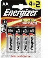 Baterie alkalické Max+ Powerseal Energizer
