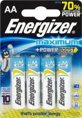 Baterie alkalické Maximum Energizer