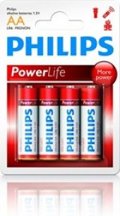Baterie alkalické Philips