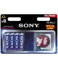 Baterie alkalické Sony Stamina Plus