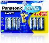 Baterie alklické Evolta Panasonic