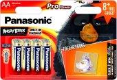 Baterie alklické Panasonic