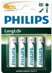 Baterie Longlife Philips
