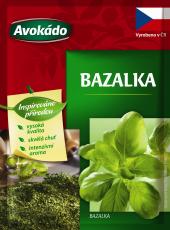 Koření Bazalka Avokádo