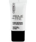 Báze pro zjemnění pórů Prime & Fine Anti-Shine Catrice