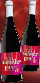 Víno Beajolais Villages Primeur