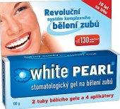 Gel na zuby bělicí White Pearl