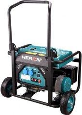 Benzínová elektrocentrála Heron