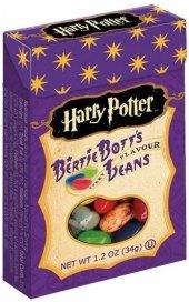 Bertíkovy fazolky tisíckrát jinak Herry Potter Jelly Belly