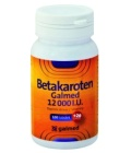 Doplněk stravy Beta-karoten 12 000 I.U. Galmed