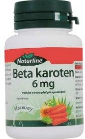 Doplněk stravy Beta-karoten Naturline
