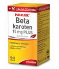 Doplněk stravy Beta-karoten plus Walmark