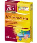 Doplněk stravy Beta-karoten plus Premium MaxiVita