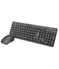 Bezdrátová klávesnice a myš Ziva Wireless Trust